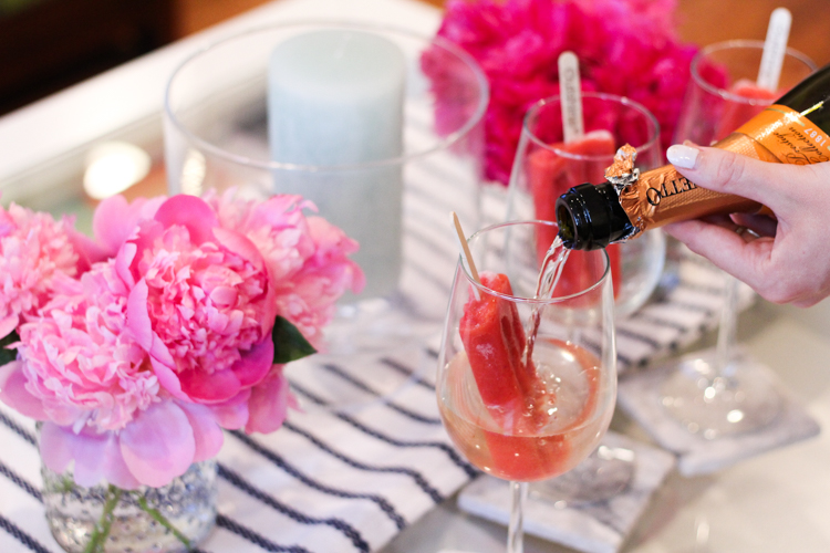 Popsicles and Prosecco