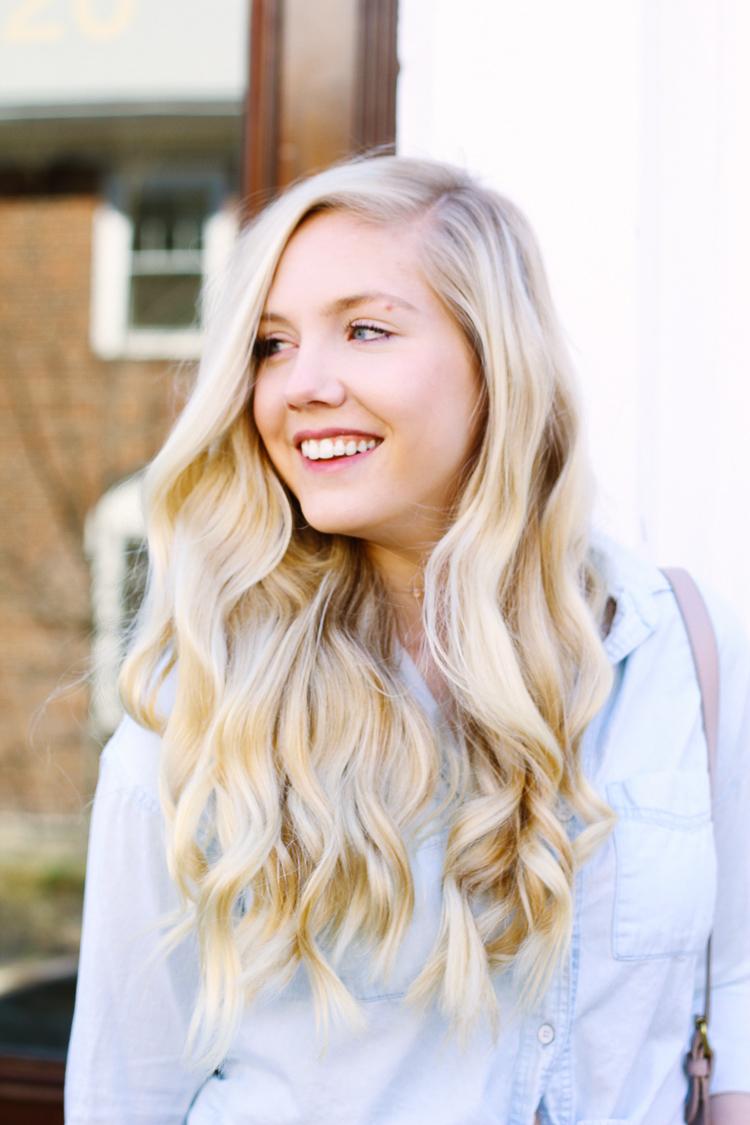 How I Maintain My Blonde Hair - Brunch on Sunday