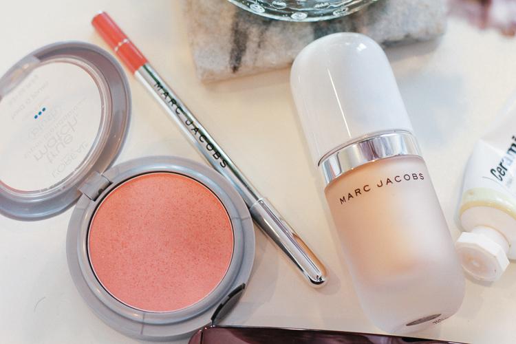 spring makeup bag musts