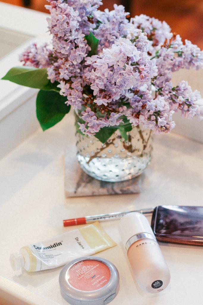 spring makeup, spring makeup bag