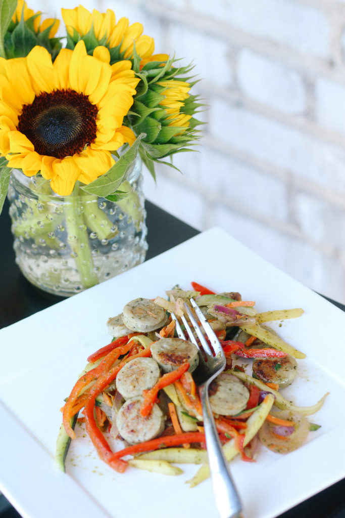 Two Healthy Summer Dinner Ideas