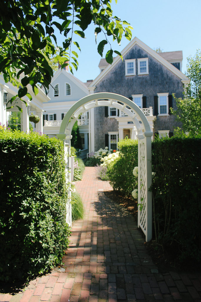 Summer day trip to Nantucket