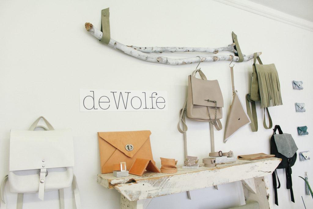 deWolfe leather goods boston