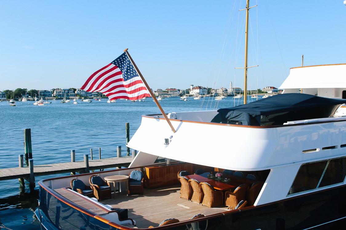 boating on Nantucket