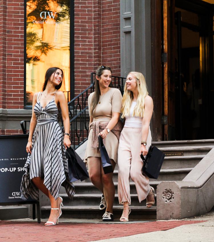 Ultimate Girls' Weekend Boston