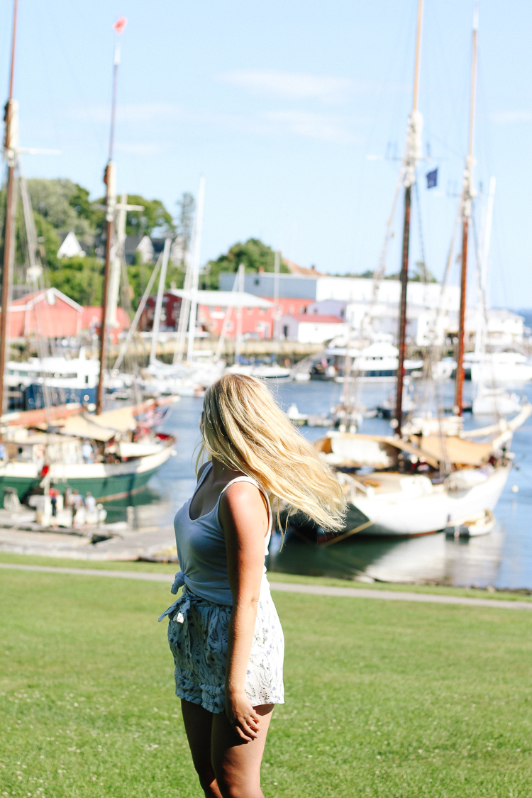 Camden, Maine Travel Guide
