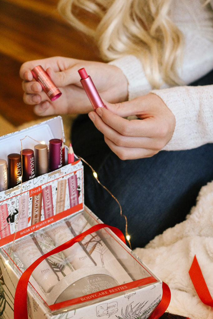 sugar lip treatment fresh beauty holiday gift ideas