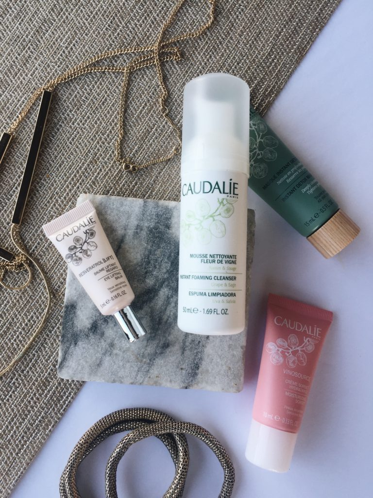What I Bought From Sephora's November Sale, Caudalie skincare products