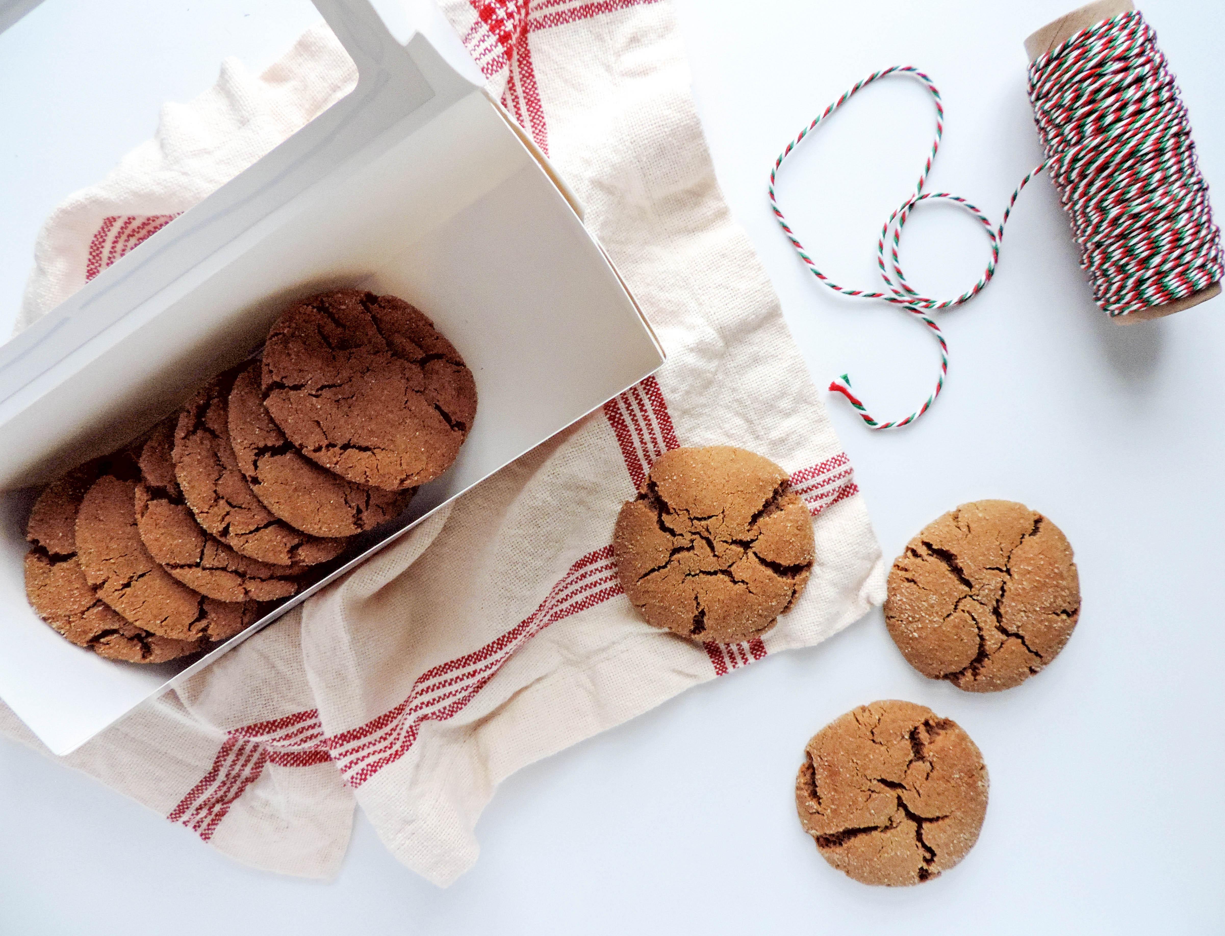 Molasses Cookie recipe